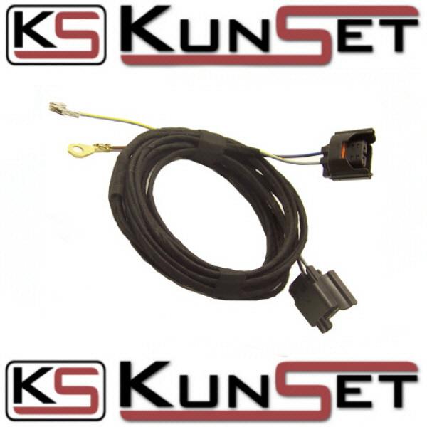 комплект проводов для птф фольксваген